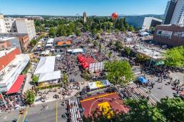 Spokane Hoopfest - Downtown Spokane, WA