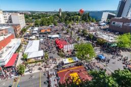 Spokane Hoopfest - Downtown Spokane, WA